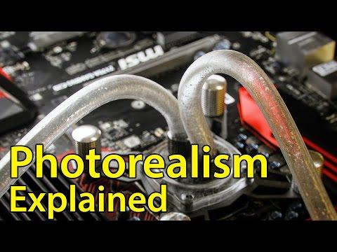 El fotorrealismo explicado