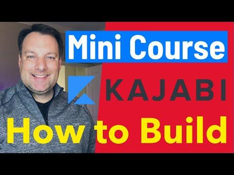 Building an Online Mini-Course [Kajabi Tutorials]