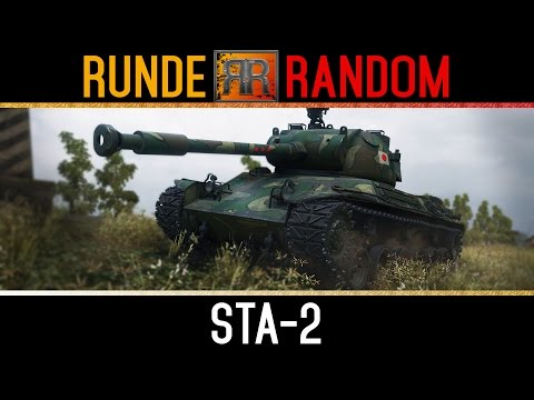 World of Tanks | [GER] RR #5 - STA-2
