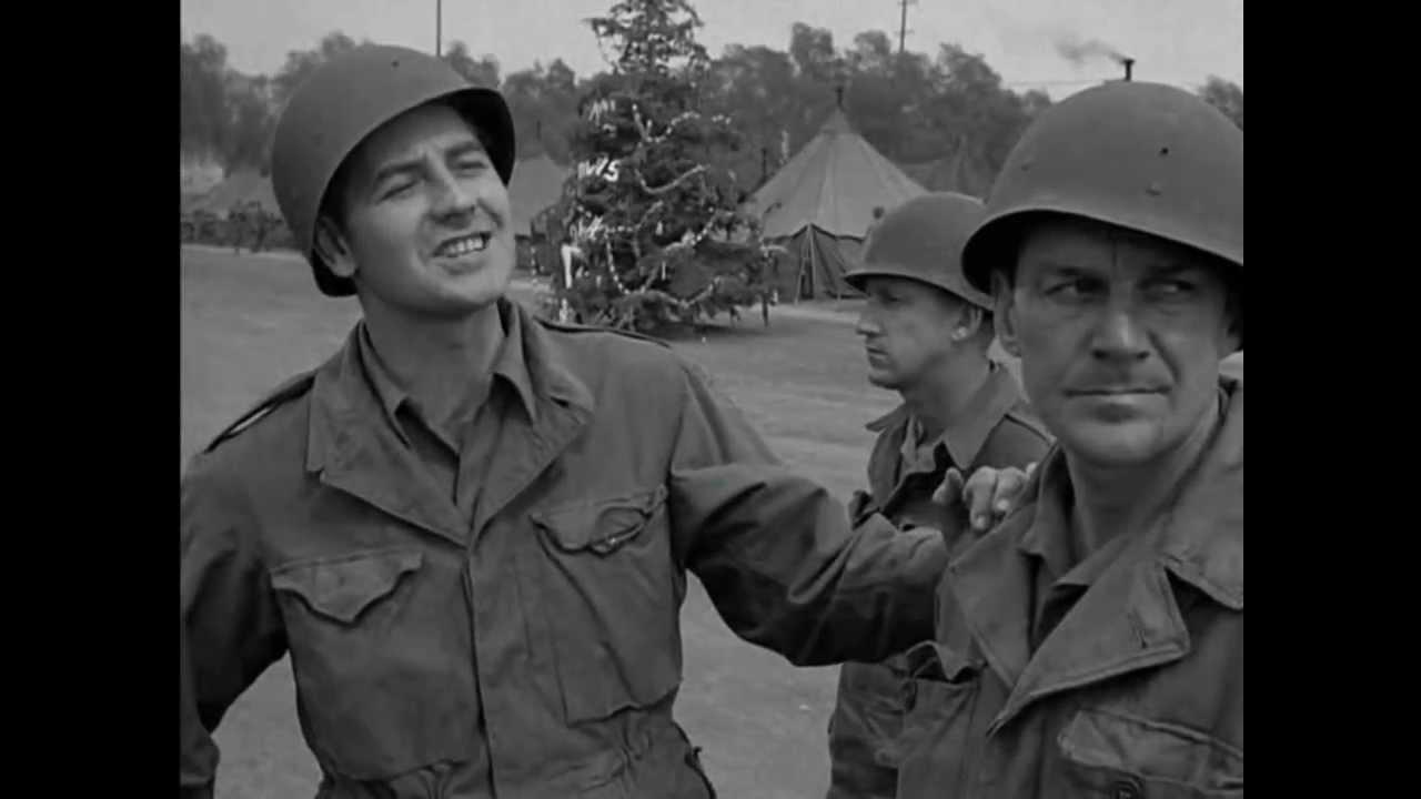 Battleground (1949) Opening Scene