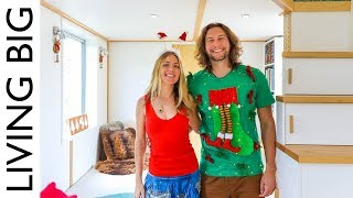 The Living Big in a Tiny House Christmas Special 2019🎄