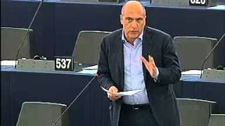 Intervento in aula di Andrea Cozzolino sull'accordo commerciale UE-USA