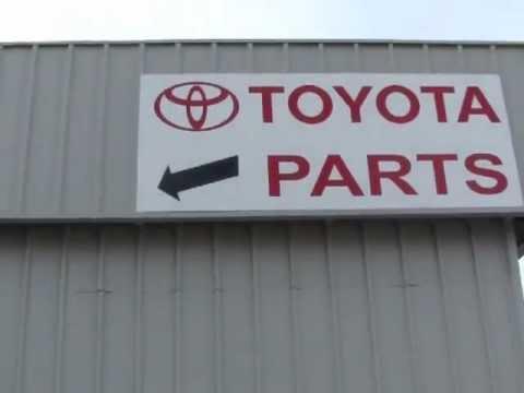 Toyota Parts Store >> Milton Ruben Toyota Parts Store In Augusta Ga