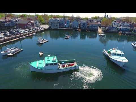 Cape Ann Massachusetts - Official Chamber Video