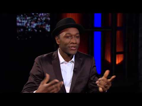 Real Time with Bill Maher: Aloe Blacc Interview (HBO)