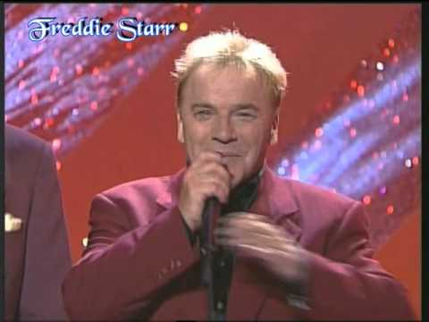 Freddie Starr and the Jordanaires Rock my Soul