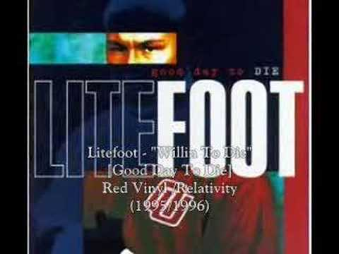 "Litefoot - ""Willin To Die"" (OOP)"