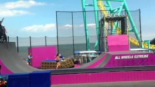 All Wheels Extreme -- Cedar Point 2012 part 4 of 6