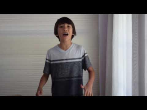 Chris Apy sings