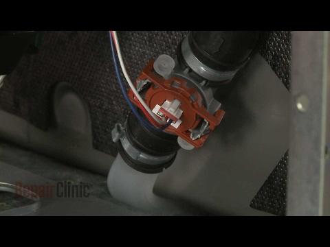 Turbidity Sensor - Whirlpool Dishwasher Repair Model #WDF550SAFS