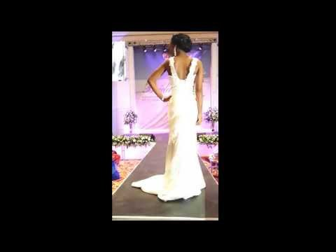 Fashion Show - Jamaica Bridal Expo 2013
