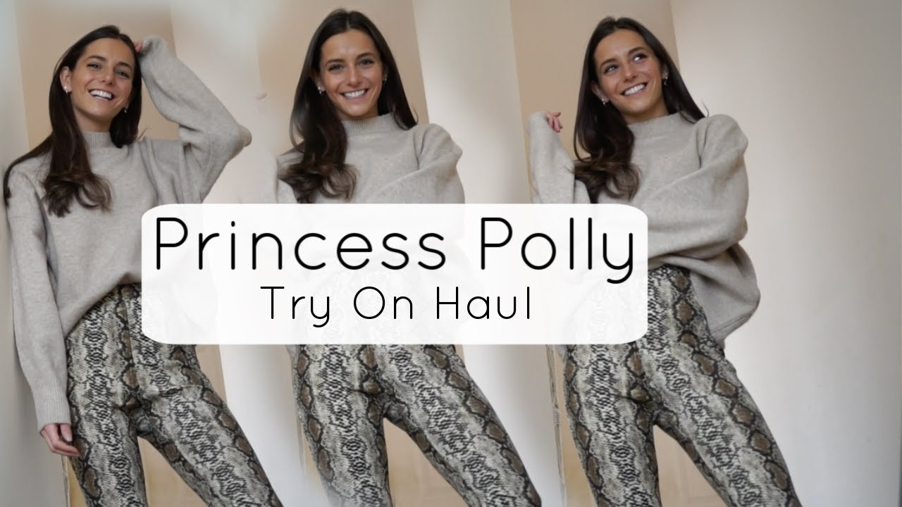 Winter Outfit Ideas w/ Princess Polly | Carly Medico