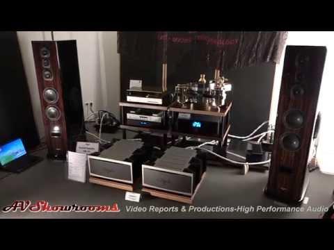 Triangle Art, Venture Audio, High End Munich 2015