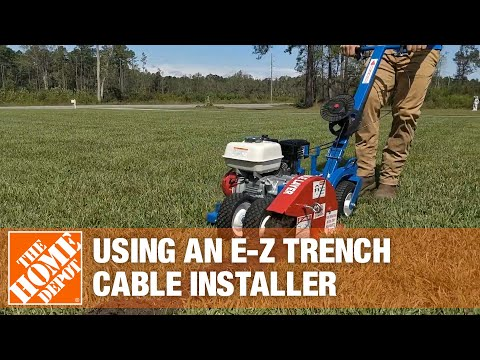 Cable Installer | The Home Depot Rental