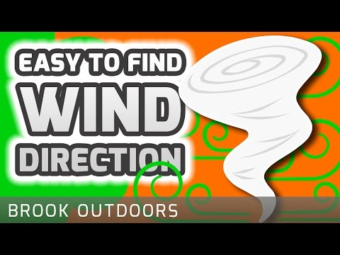 Easy To Find Wind Direction