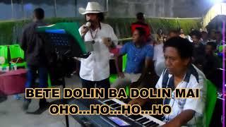 Lagu Tebe BETE DAKA LAMIN pada sebuah pesta bersama USTINOV DAMALEDO