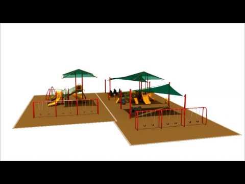 Child and Youth Development Center Playground