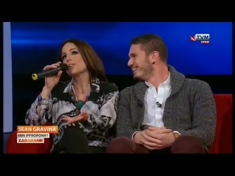 Ira Losco, Maxine Pace, Stefan Galea & Christabelle Borg Interviewed on Xarabank (MESC 2016)