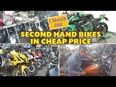 Cheapest Super Bikes | Cheap Second Hand Bullet, KTM, Harley, Ninja, Pulsar
