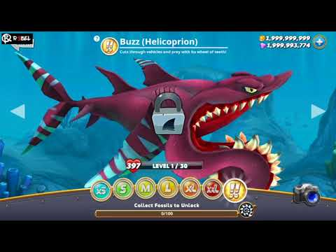 Hungry shark world hack unlimited coins and gems apk