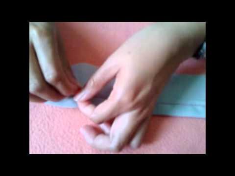 การเย็บผ้าด้วยมือ
