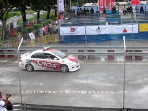 Toyota Motorsport 2011 Rd 1 Rajamangala Stadium, Bangkok