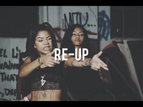 [FREE] Molly Brazy X Cuban Doll Type Beat 2018 - Re Up   Free Type Beat I Rap Instrumental