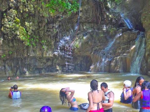 27 Waterfalls , Dominican Republic HD