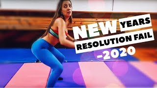 Top News Years Resolutions You Can't Keep! Funny Video