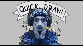 اضحك مع رسام قوقل المتخلف!!! QuickDraw with Google