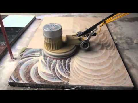 Marble Renovating and Crystallizing