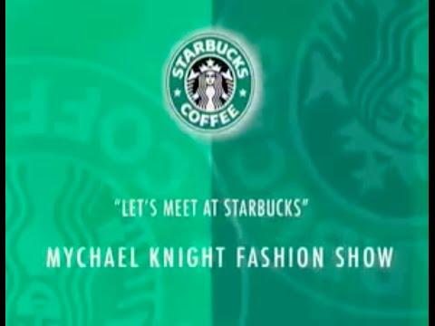 """Let's Meet At Starbucks"" Mychael Knight Summer Fashion Show"