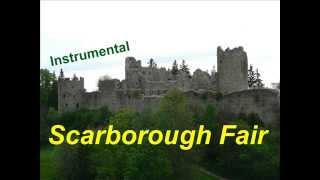 Scarborough Fair Instrumental & Free Sheets/Tab - Noten/Tabs kostenlos