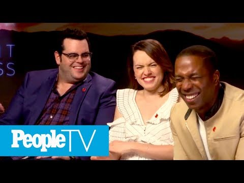 Murder On The Orient Express: Josh Gad & Cast Reveal Their Dame Judi Dench Set Stories | PeopleTV