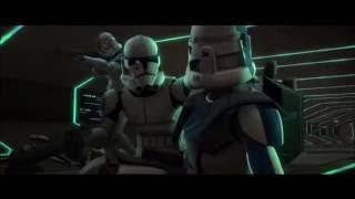 Star Wars The Clone Wars клип