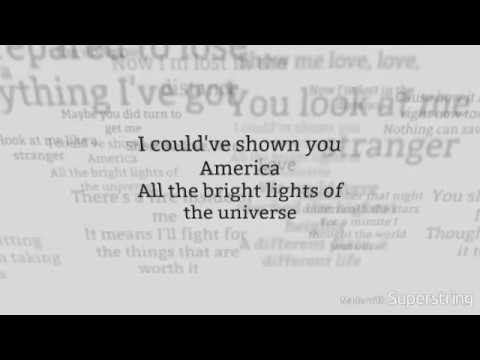 Show Me Love (America) Lyrics - By The Wanted