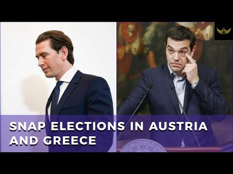 Snap elections for Austria and Greece as EU Parliament vote claims first victims