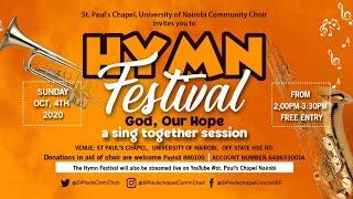HYMN FEST | SUNDAY 4TH OCTOBER 2020 | ST. PAUL'S UNIVERSITY CHAPEL, NAIROBI