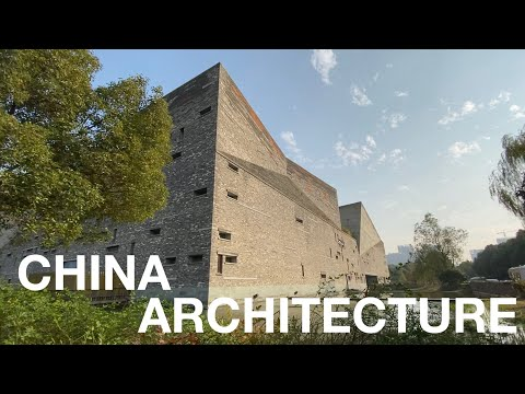 So Much To See!! Architecture Travel In China
