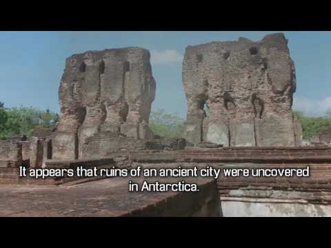 Missing American Television Crew, Left Behind Video Evidence. Ancient City Under Antarctic