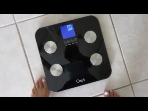 Best bathroom scale unboxing - Eat Smart's precision get fit digital body fat scaleиз YouTube · Длительность: 8 мин53 с