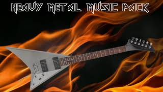 Heavy Metal Music Pack - Instrumental Metal music for your games and videos.