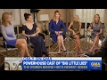 Big Little Lies Interview with Reese Witherspoon, Nicole Kidman, Shailene Woodley, Zoe K.& Laura D.