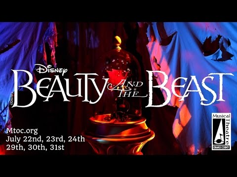 MTOC Presents BEAUTY & THE BEAST (COMING JULY, 2016)