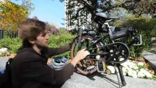 Dahon Vitesse D7HG folding bike review