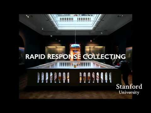 Stanford Seminar - Small Objects, Big Questions: Rapid Response Collecting at the V&A