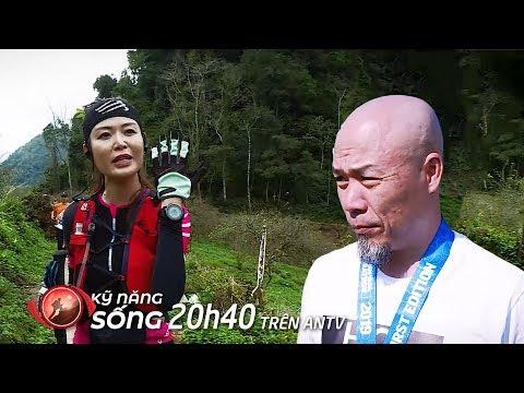 Nhạc sỹ Huy Tuấn hoa hậu Thu Thủy hồ hởi chạy marathon trên cao nguyên P1 Kỹ năng sống Số 27
