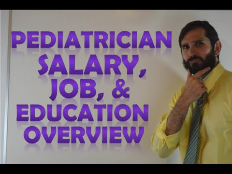 Pediatrician Salary Income | Job Duties & Education Requirements