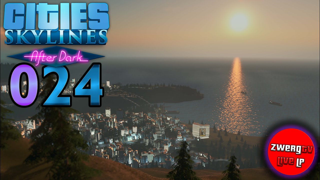 Cities: Skylines - After Dark Crack