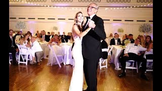 Touching Father Daughter Dance with SURPRISE Video Montage  Madison and Chris